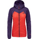 The North Face Flyweight Jakke Damer orange/violet